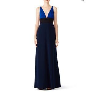 Jill Stuart Three-Toned Formal Dress